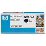 Tóner HP 308A referencia Q2670A negro