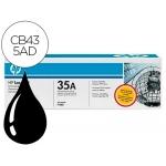 Tóner HP 35A referencia CB435AD negro Pack de 2