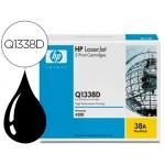 Tóner HP 38A referencia Q1338D negro Pack de 2