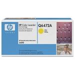 Tóner HP 502A referencia Q6472A amarillo