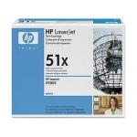 Tóner HP 51X referencia Q7551X negro