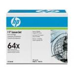 Tóner HP 64X referencia CC364X negro