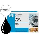 Tóner HP 70A referencia Q7570A negro