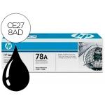 Tóner HP 78A referencia CE278AD negro Pack de 2