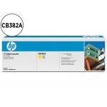 Tóner HP 824A referencia CB382A amarillo