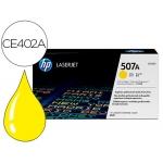 Tóner Hp 507a laserjet referencia m551/m570/pro 500 amarillo 6000 páginas