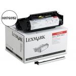 Tóner Lexmark referencia 0017G0152 negro
