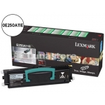 Tóner Lexmark referencia 0E250A11E negro