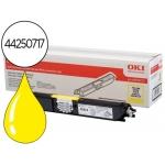 Tóner OKI amarillo (44250717) -1.500 páginas- referencia C110 C130n