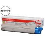Tóner OKI magenta XL -2.500 páginas- (43459370) referencia C3520 C3530 MC350 MC360