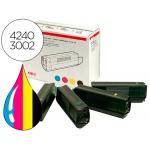 Tóner OKI rainbow pack 4 es -5000 páginas- type c6 (42403002) referencia C5100 C5200 C5300 C5400