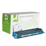 Tóner Q-Connect compatible Hp 1600/2600 cyan compatible Q6001A 2.000 páginas
