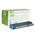 Tóner Q-Connect compatible Hp 1600/2600 yellow compatible Q6002A 2.000 páginas
