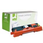 Tóner Q-Connect compatible Hp C9702A/Q3962A color laser jet 1500/2500/2550 4.000 páginas