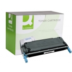 Tóner Q-Connect compatible Hp C9730A para color laserjet 5500 negro 13.000 páginas