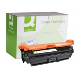 Tóner Q-Connect compatible Hp CE250X para color laserjet p3520 10.500 páginas