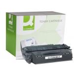 Tóner Q-Connect compatible Hp CE255A para laserjet p3015 / p3015d / 3015dn / 3015x 6.000 páginas