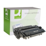 Tóner Q-Connect compatible Hp CE255X laserjet p3015 12.500 páginas