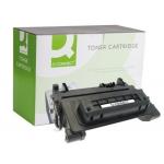 Tóner Q-Connect compatible Hp CE390A para laser jet negro 10.000 páginas