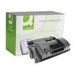 Tóner Q-Connect compatible Hp CE390X para laser jet negro 24.000 páginas