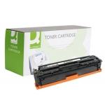 Tóner Q-Connect compatible Hp CE400A para laser jet negro 5.500 páginas