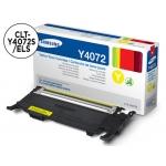 Tóner Samsung CLT- referencia K4072S amarillo CLP 320 CLP 325 CLX 3180 CLX 3185