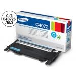 Tóner Samsung CLT- referencia K4072S,cian, clp-320 clp-325 clx-3180 clx-3185 -1.000 páginas-