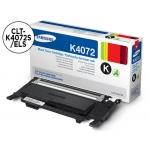 Tóner Samsung CLT- referencia K4072S negro - Equipos CLP 320 y 325; CLX 3180 y 3185