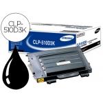 Tóner Samsung laser referencia (CLP-510D3K) negro CLP-510 CLP-510n