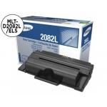 Tóner Samsung negro referencia MLT-D2082L/ELS, impresoras ML-2855ND; SCX 4824FN, 4828FN