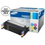 Tóner Samsung y negro referencia CLT-P4092C/ELS, impresoras CLP-310, 315, CLX-3175