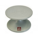 Torneta profesional plato y pie de aluminio inyectado 17 cm diámetro