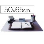 Vade sobremesa Q-Connect transparente 50x65 cm