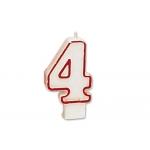 Vela número 4