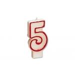 Vela número 5