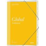 Additio P171 - Cuaderno global, tamaño A4, texto en catalán, colores surtidos