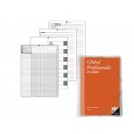 Additio P172 - Cuaderno global, tamaño A4, colores surtidos