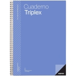 Additio P192 - Cuaderno tríplex, colores surtidos
