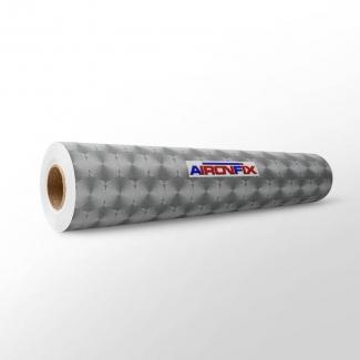 Aironfix 67443 - Rollo adhesivo, efecto cristal apis, 0,45 x 20 metros