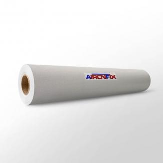 Aironfix 68175 - Rollo adhesivo, efecto ante, 0,45 x 10 metros, color blanco