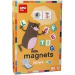 Apli Kids Magnets Letters 16816 - Juego magnético, temática letras