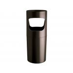 Archivo 2000 2100 NE - Paragüero de plástico, con asas, color negro
