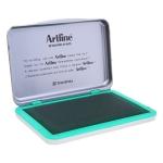 Artline 1 V - Tampón número 1, tamaño 67 x 106 mm, color verde