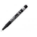 Artline Comic Pen EK-281 NE - Rotulador calibrado, trazo de 0,1 mm, color negro