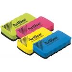 Artline ERT-MM - Borrador para pizarra blanca, magnético, colores surtidos