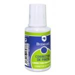 Bismark 311188 - Corrector líquido, 20 ml, pincel aplicador