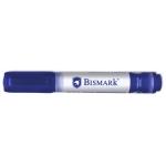 Bismark 314572 - Rotulador permanente, punta redonda de 1,5 mm, color azul