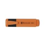 Bismark 314794 - Rotulador fluorescente, punta biselada, color naranja