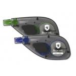 Bismark 325763 - Cinta correctora, 5 mm x 12 m, aplicación lateral