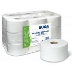 Buga 309154 - Papel higiénico, rollo de 90 mm x 130 mt